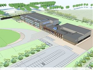 Consultation launched for new Barrhead High School