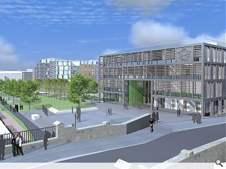 Boroughmuir High School plans unveiled