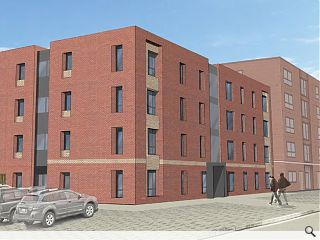 Bonnington supported living project breaks cover