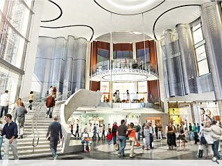 Buchanan Galleries expansion grinds to a halt