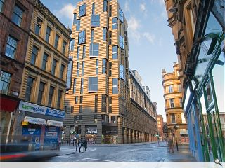 CDA join Richard Murphy on Candleriggs Quarter design team