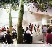 The scheme is intended to leave a positive legacy for the city once its oil runs dry
