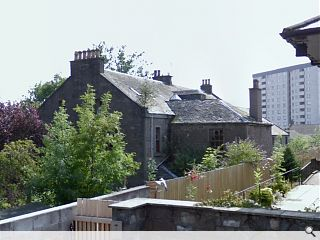 Time called on B-listed Dundee villa