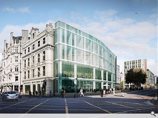 Hotel conversion back on the cards for defunct Aberdeen department store