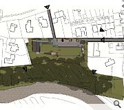 A 'Z-plan' will see teo wings of accommodation meet at a central reception and communal space