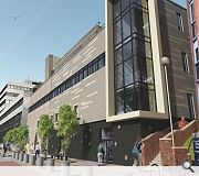 The work forms part of a wider master plan for Strthclyde's city centre campus
