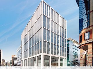Speculative Glasgow office build placed on the market