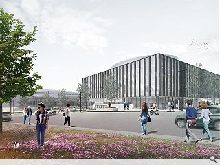 Phase one plans finalised for Halo Kilmarnock