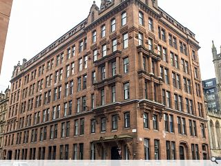 Merchant City garment factory a perfect fit for Threesixty