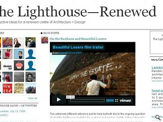 Lighthouse campaign hits the blogoshere