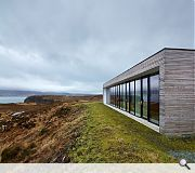 An elevated vantage affords Cliff House panoramic views
