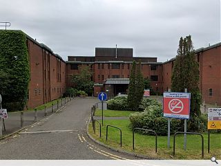 Parkhead hospital demolition signifies healthy ambition