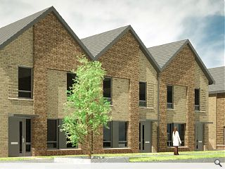 143 affordable homes planned for Nitshill