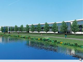 Green light for Liverpool's new green business park