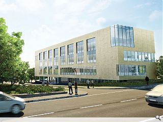 Clyde Gateway submit Rutherglen office plans