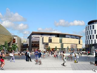 Braehead expansion application submitted