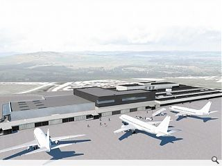 Aberdeen Airport to receive £20m terminal expansion