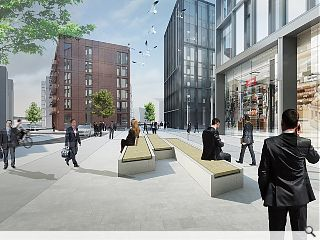 Glasgow planners give all-clear to Central Quay masterplan