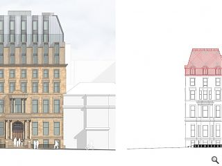 Historic Glasgow office building comes full circle