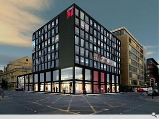 citizenM comes to Glasgow