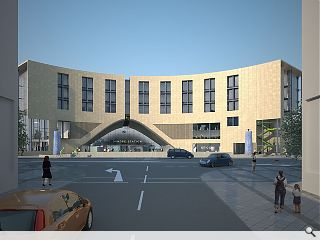 Tenant sought for Dundee's £18m railway station