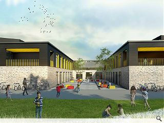 £14.5m Arbroath shared school's campus approved