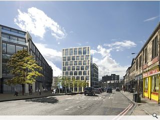 Construction work kicks off at £200m Haymarket development