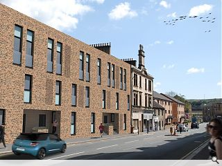 Planning secured for Paisley social housing