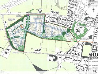 200 homes envisioned for Gretna golf course