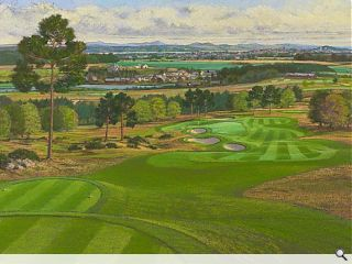 Angus Council approves £55m golf development