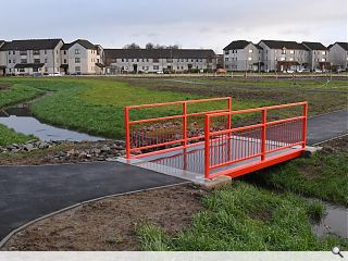 £7.4m Greater Easterhouse Green Infrastructure project completes