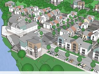 Funding secured for Donside Urban Village