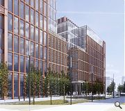 Barclays have purchased the development to establish a campus headquarters