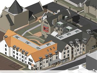 Contractor appointed to deliver Gullane nursing home expansion