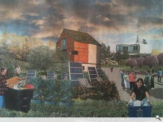 Sir David Murray goes green with 'eco-village' plan