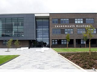 Levenmouth Academy welcomes first pupils