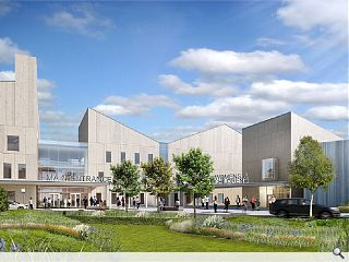 Laing O'Rourke and Ryder appointed to build £200m Dumfries Royal Infirmary
