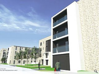 CDA submit plans for new Edinburgh homes