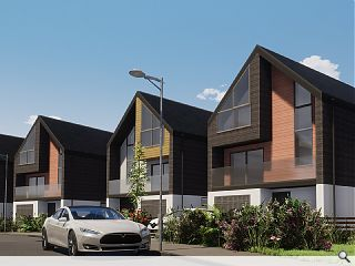 Customisable Shawfair homes secure planning consent