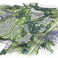 Revised EuroPark plan to deliver 2,350 parkland homes along the M8 corridor