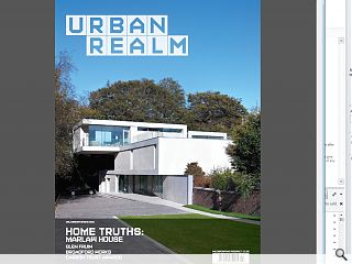 Urban Realm issue nine, out now