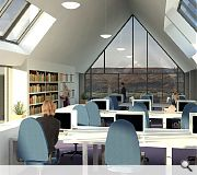 The extension will offer panoramic views of Loch Linnhe