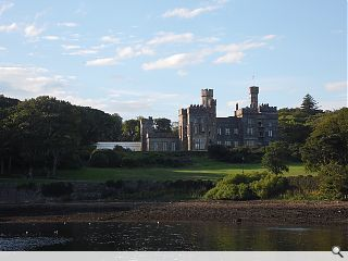 Lews Castle museum and archive formally opened