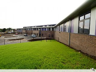 Pupils settle down to lessons at Dundee's newest primary