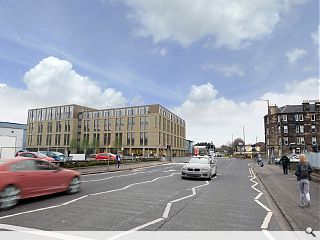 More Edinburgh student accommodation given the go ahead