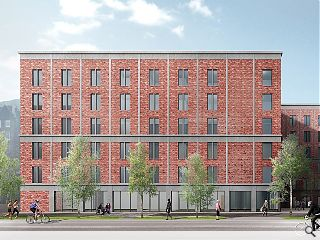 Meadowbank student housing plans submitted