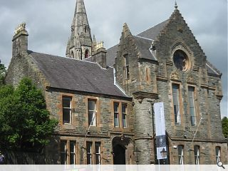 Page\Park win Dunoon Burgh Hall competition