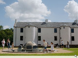 Reopened David Livingstone Birthplace brings abolitionist stance to life