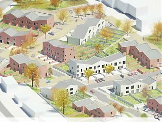 Saw tooth Inverkeithing homes win outline approval