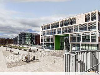 EAA name Boroughmuir High School as building of the year